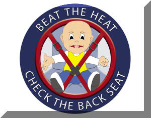 National Weather Service: Beat the Heat, Check the Back Seat